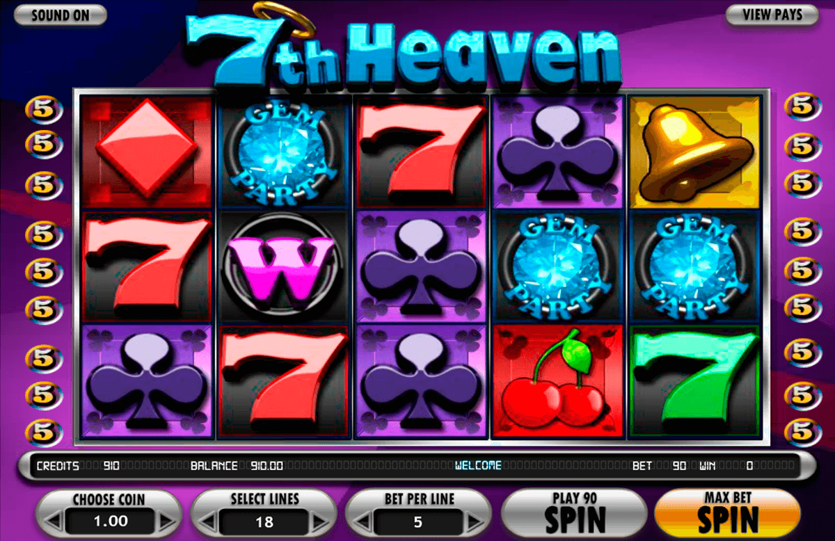 7th heaven betsoft pacanele
