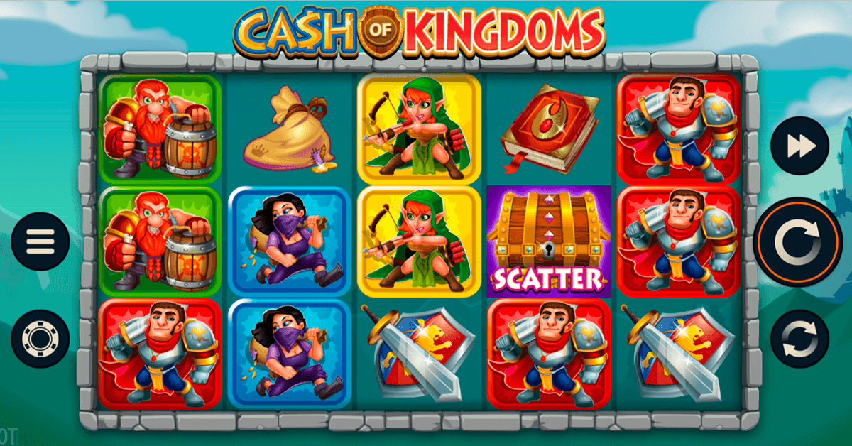 cash of kingdoms microgaming pacanele