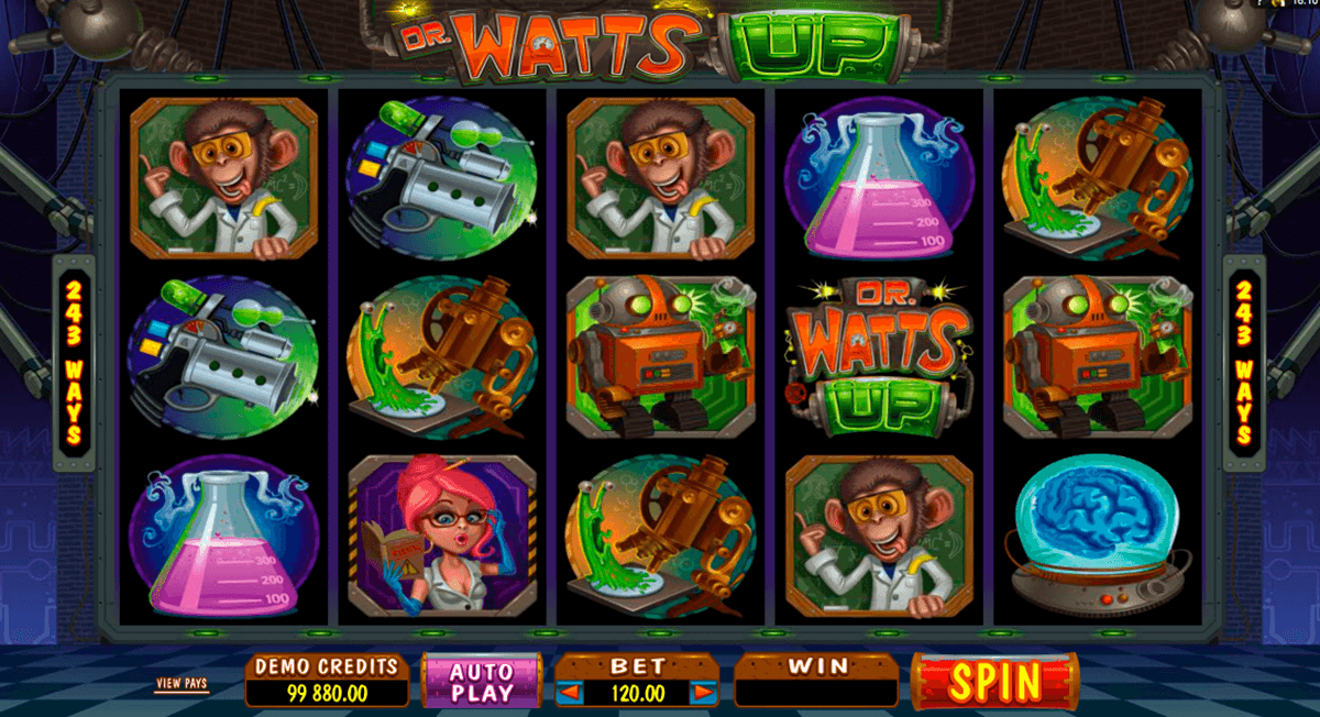 dr watts up microgaming pacanele