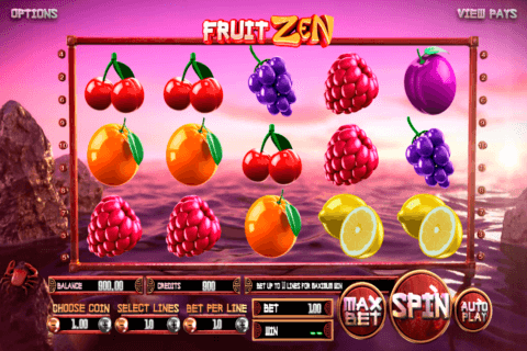 fruit zen betsoft pacanele