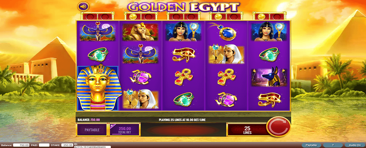 golden egypt igt pacanele