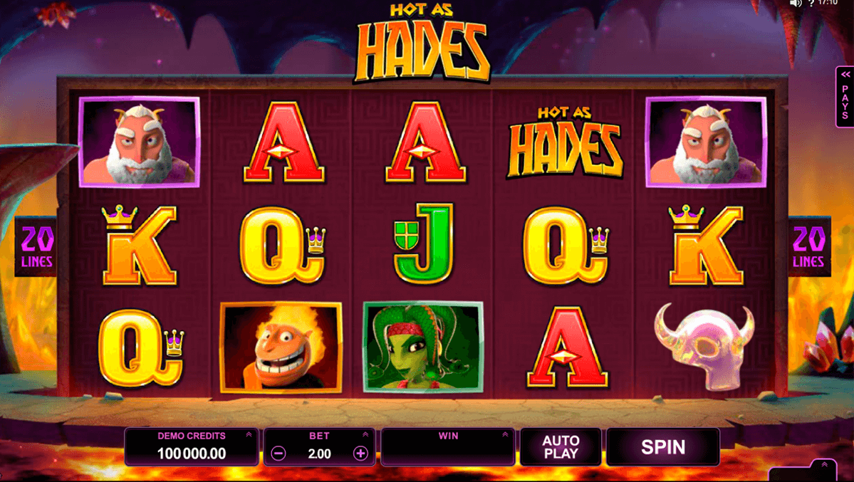 hot as hades microgaming pacanele
