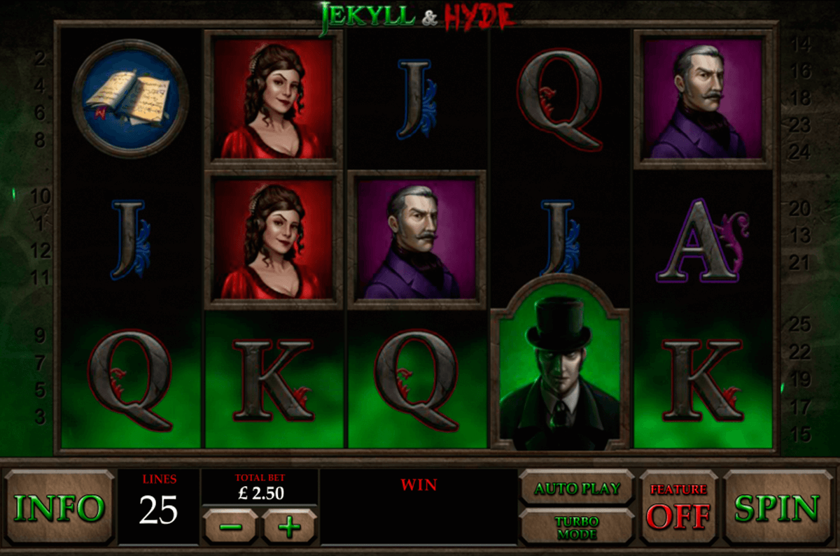 jekyll and hyde playtech pacanele
