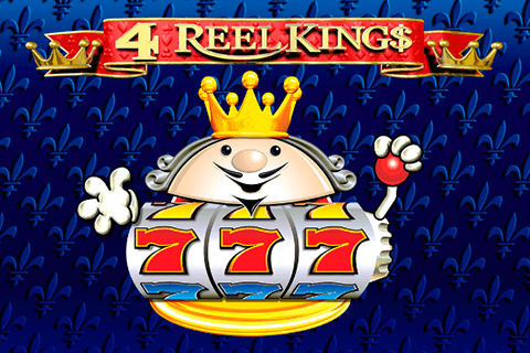 logo 4 reel kings novomatic
