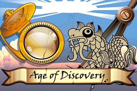 logo age of discovery microgaming