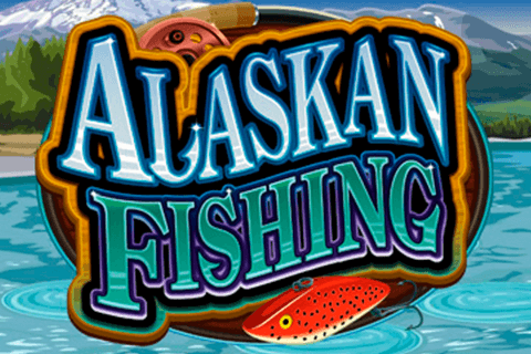 logo alaskan fishing microgaming