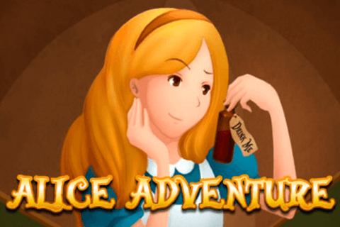logo alice adventure isoftbet