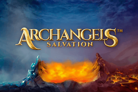 logo archangels salvation netent