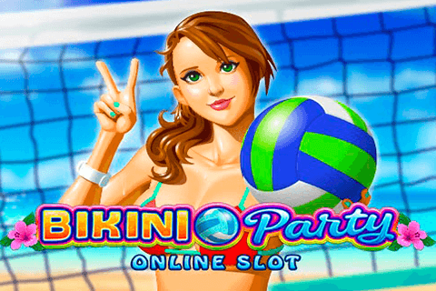 logo bikini party microgaming