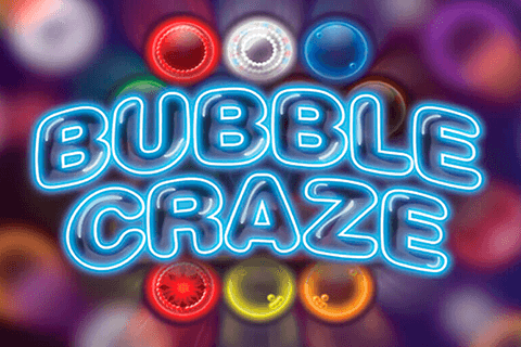 logo bubble craze igt