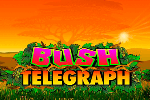 logo bush telegraph microgaming