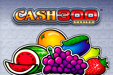 logo cash 300 casino novomatic