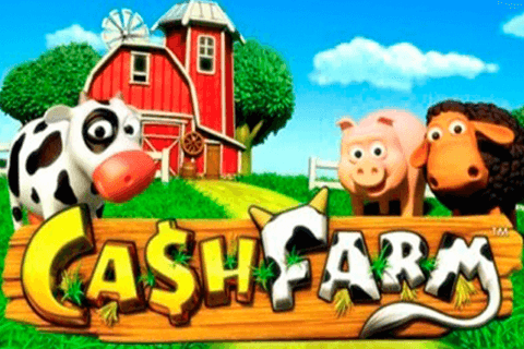 logo cash farm novomatic