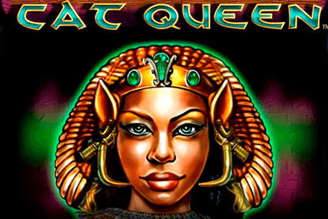 logo cat queen playtech