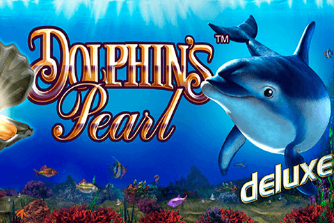 logo dolphins pearl deluxe novomatic