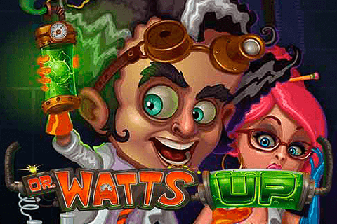 logo dr watts up microgaming