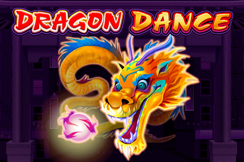 logo dragon dance microgaming