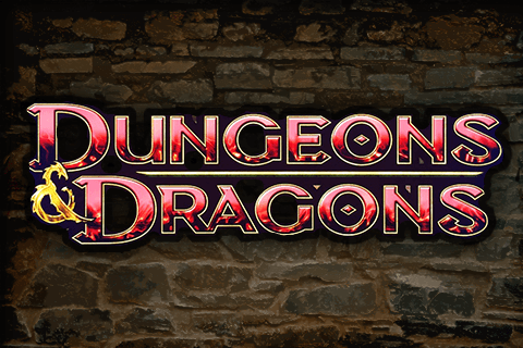 logo dungeons and dragons igt