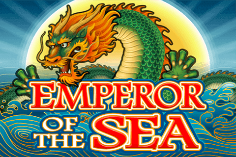 logo emperor of the sea microgaming