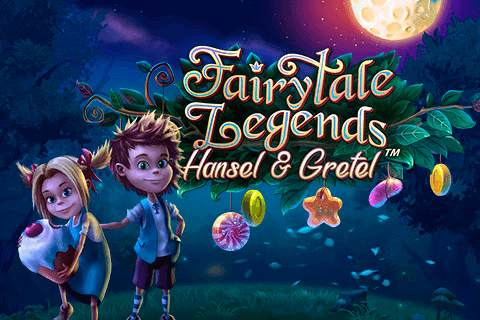 logo fairytale legends hansel and gretel netent
