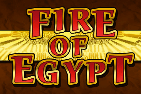 logo fire of egypt merkur