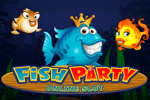 logo fish party microgaming