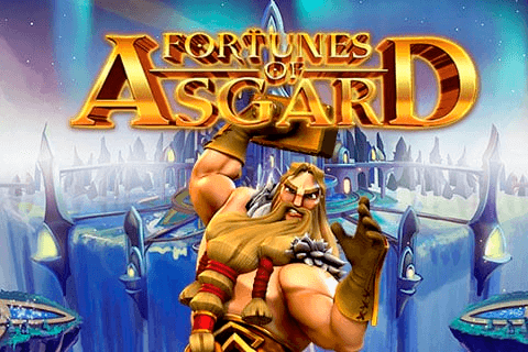 logo fortunes of asgard microgaming