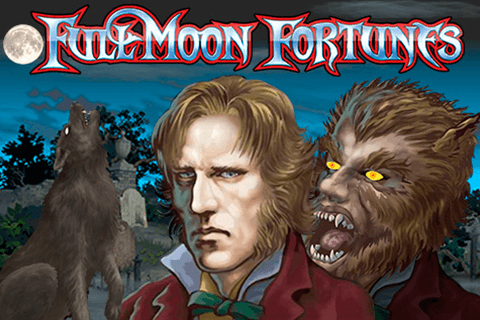 logo full moon fortunes playtech
