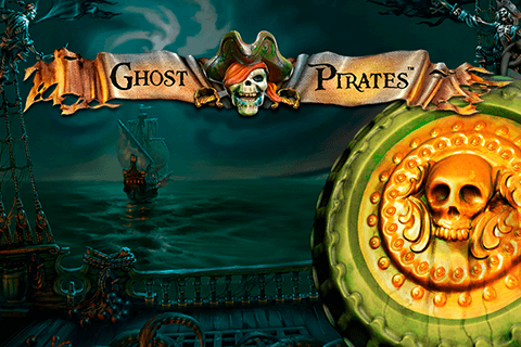 logo ghost pirates netent