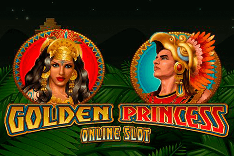 logo golden princess microgaming