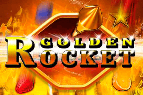 logo golden rocket merkur