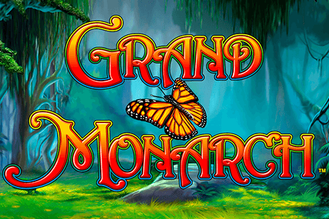 logo grand monarch igt