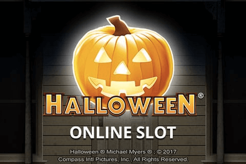 logo halloween microgaming