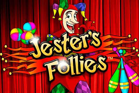 logo jesters follies merkur