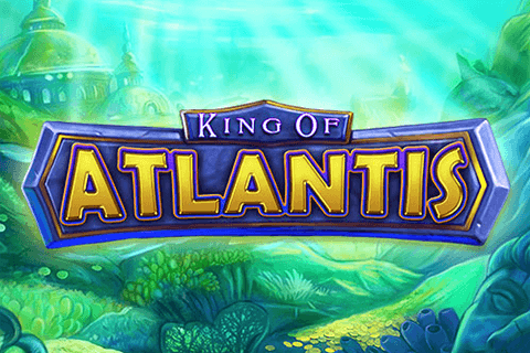 logo king of atlantis igt