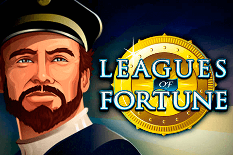logo leagues of fortune microgaming