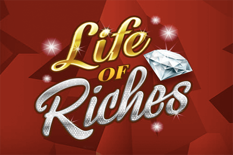 logo life of riches microgaming