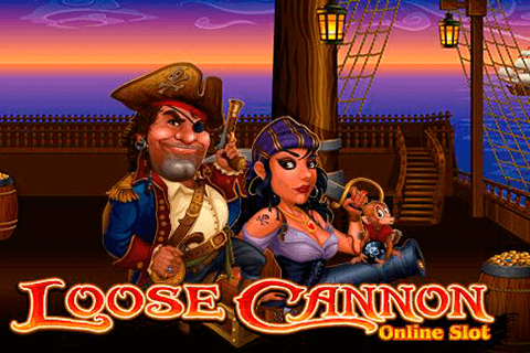logo loose cannon microgaming