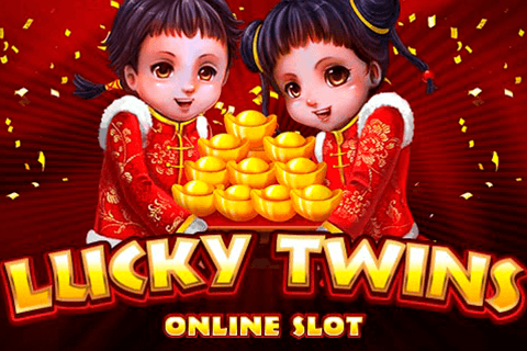 logo lucky twins microgaming
