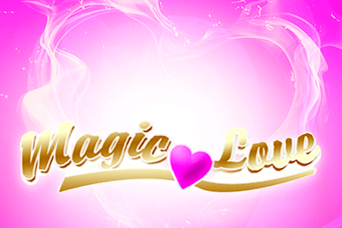 logo magic love netent