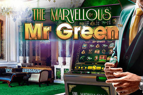 logo marvellous mr green netent