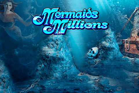 logo mermaids millions microgaming