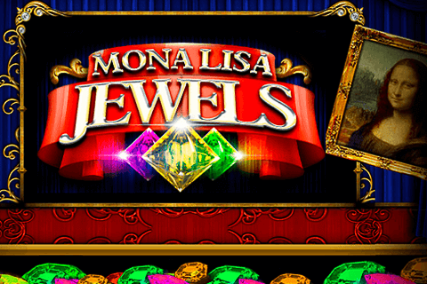 logo mona lisa jewels isoftbet