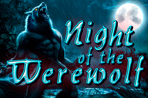 logo night of the werewolf merkur