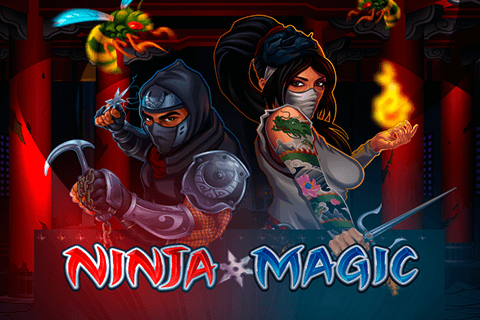 logo ninja magic microgaming