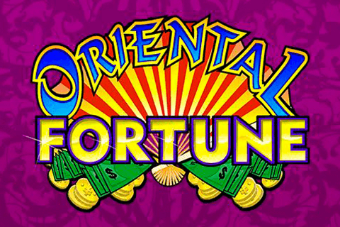 logo oriental fortune microgaming