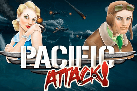logo pacific attack netent