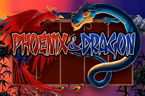 logo phoenix and dragon merkur