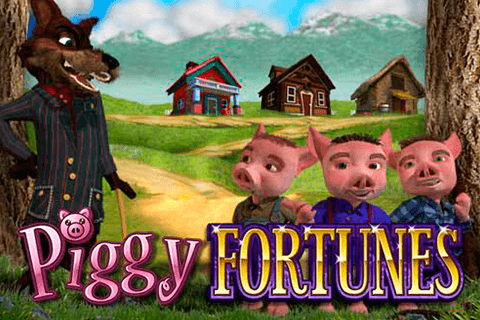 logo piggy fortunes microgaming