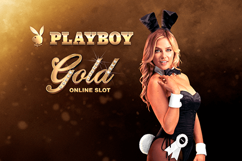 logo playboy gold microgaming
